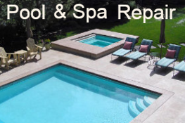 Pool & Spa Repair Photo