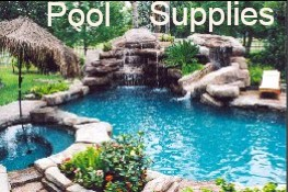 Pool Supplies Image Feature Box